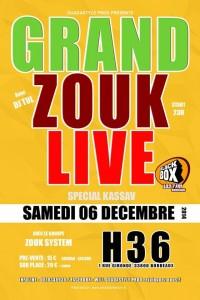 Grand zouk live